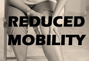reduced mobility