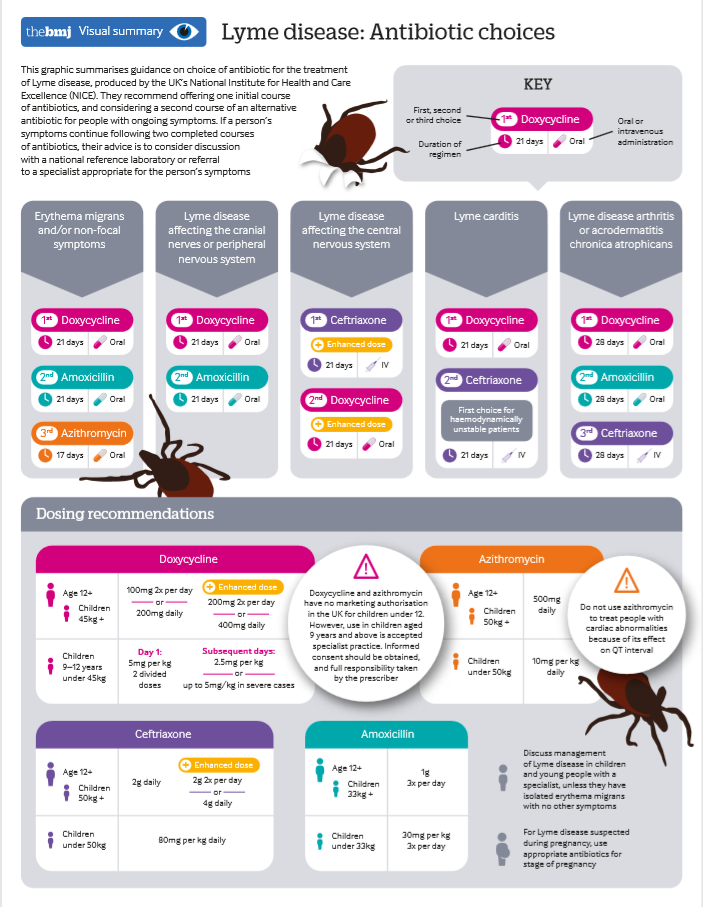Lyme disease treatment – Caudwell LymeCo Charity