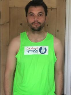 Nick westwood Brighton marathon runner